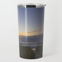 Sunrise View Travel Mug