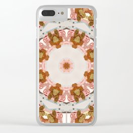 Kaleiduskop Clear iPhone Case