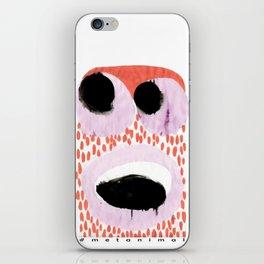 metanimal 2 iPhone Skin