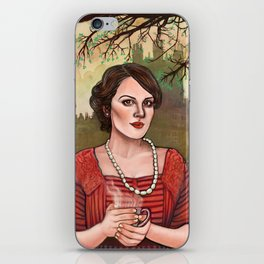 The Crawley Sisters iPhone Skin