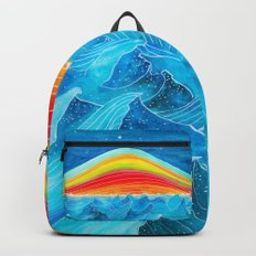 Rainbow Mountain Backpacks