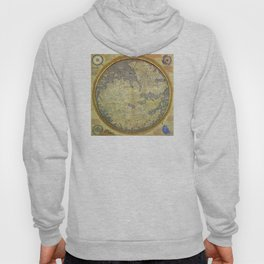The Fra Mauro World Map Circa 1450 Hoody