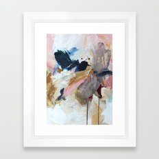 the only one Framed Art Print