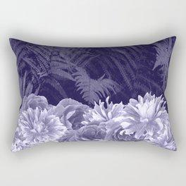 Dark Shades Of Lavender Rectangular Pillow
