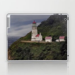 Heceta Head Lighthouse - Oregon Laptop & iPad Skin