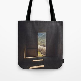 Room in the High Desert Tote Bag