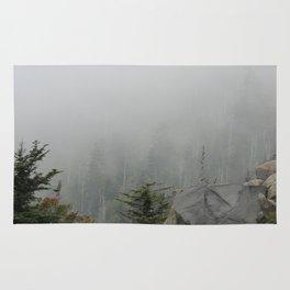 Clingmans Dome Fog Rug