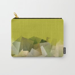 Mount St. Victory geometric. Design for Paul Cézanne Carry-All Pouch