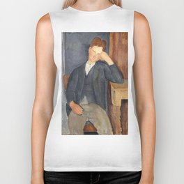 The Young Apprentice, Amedeo Modigliani Biker Tank