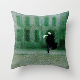 The Monster Series (2/8) Throw Pillow