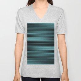 Abstract Rays - Warps design Unisex V-Neck