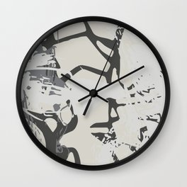 familial values Wall Clock