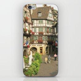 Alsace - Colmar iPhone Skin