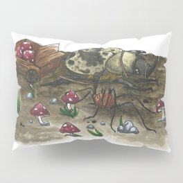 Little Worlds: The Harvest Pillow Sham