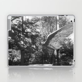 """The """"Wings of the City"""" sculpture exhibit by Mexican Artist Jorge Marín 5 Laptop & iPad Skin"""