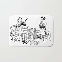 Support Your Scouts Bath Mat