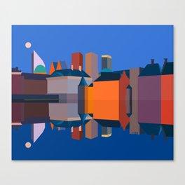 The Hague Double Faced Canvas Print