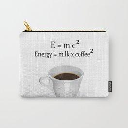 Coffee E=mc2 Carry-All Pouch