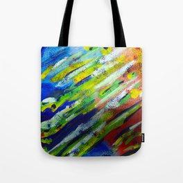 Underwater Painting Tote Bag