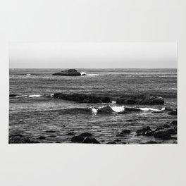 Grey Sea Rug