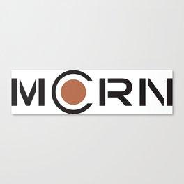The Expanse MCRN Logo v1 Canvas Print