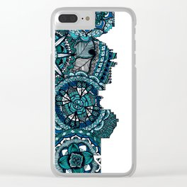 Guanajuato México Skyline Clear iPhone Case