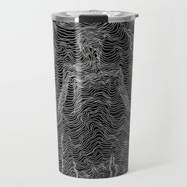 Spectral Lines Travel Mug
