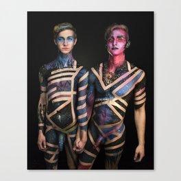 Duality Canvas Print