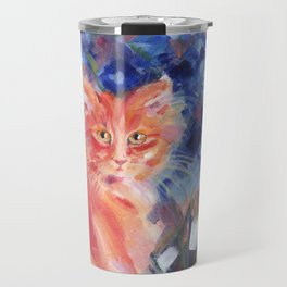 Ginger Blue Travel Mug