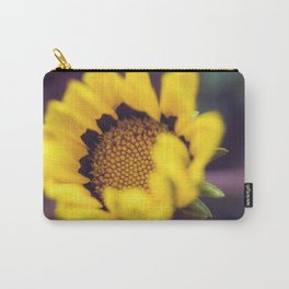 Summer in a sunflower - Floral Photography #Society6 Carry-All Pouch