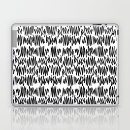 BASiC SCRiBBLES Laptop & iPad Skin