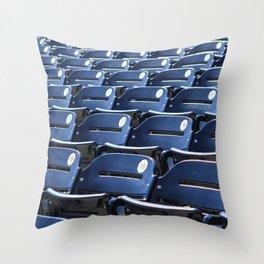 Play Ball! - Stadium Seats Throw Pillow