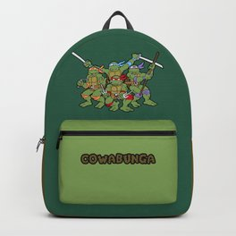 Classic Turtles Backpack