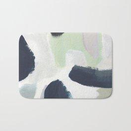 For You Blue Bath Mat