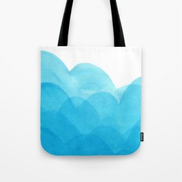 Always blue Tote Bag