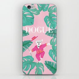 Dogue - Dance iPhone Skin