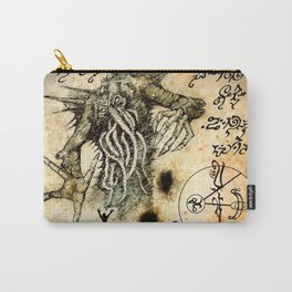 Cthulhu Rises Carry-All Pouch