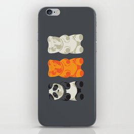 You don't fit in. iPhone Skin