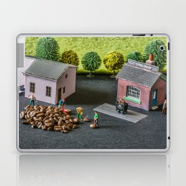 The Little Millers Coffee Corporation Laptop & iPad Skin