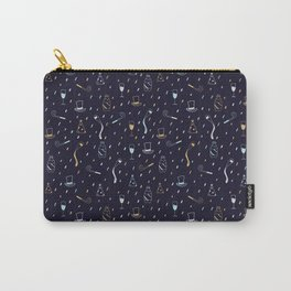 New Years Traditions Carry-All Pouch