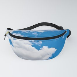 Clouds 3 Fanny Pack