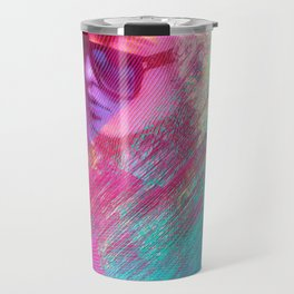 Lost In The Matrix Travel Mug