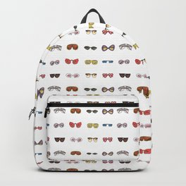 Retro sunglasses Backpack