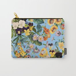Summer Garden IV Carry-All Pouch