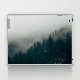 The Mist Laptop & iPad Skin