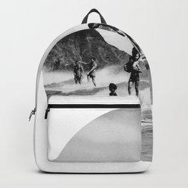 Tandem Surfing Backpack