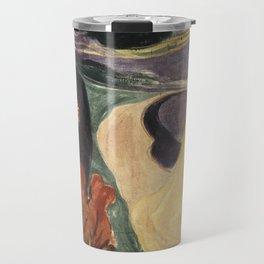 Separation by Edvard Munch Travel Mug