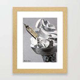 99 Big Ben Framed Art Print