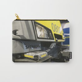 Electric Profile Carry-All Pouch