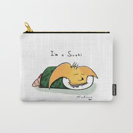 S U S H I IS ME Carry-All Pouch